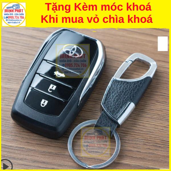 Thay vỏ remote xe Toyota Wigo đà nẵng