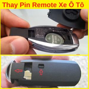 thay pin remote xe ô tô tại Đà Nẵng