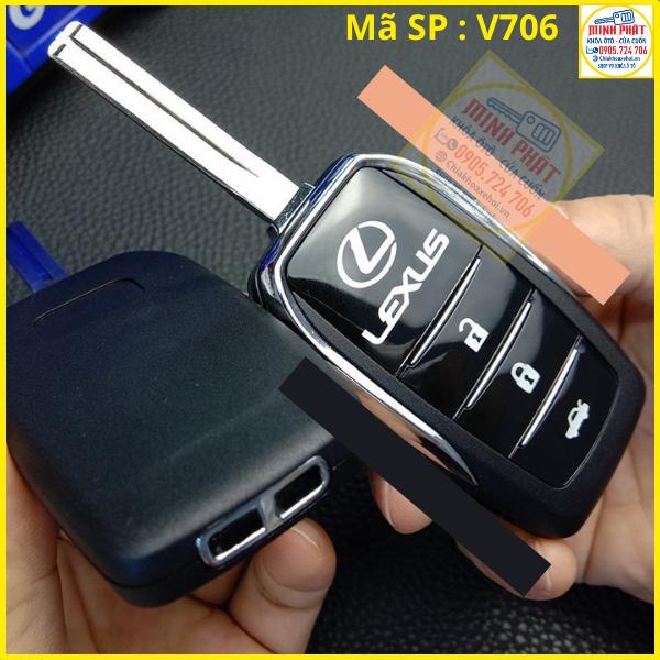 Hình ảnh Vỏ Chìa khoá xe Lexus